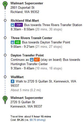 Ben Franklin Transit on Google Maps | Transit 509