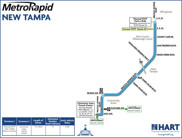 MetroRapid New Tampa